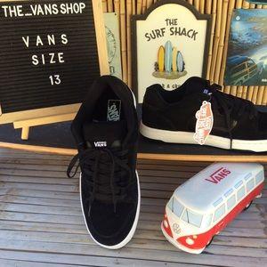 Vans Docket Suede Skateshoe Skateboarding Sneakers